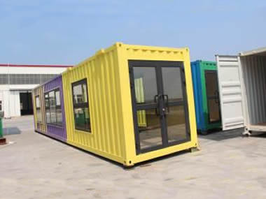 【厂家】石家庄活动房亮点介绍 技术进步是彩钢的发展需求