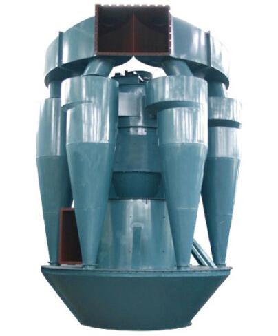 高效组合式双转子选粉机
