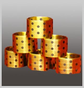 WMS自润滑铜合金镶嵌轴套