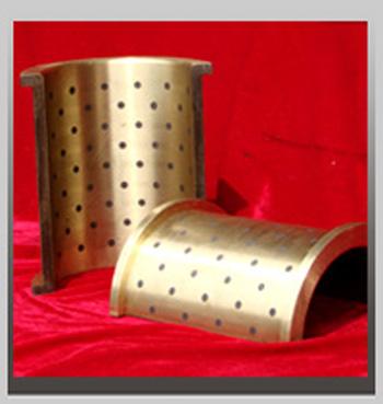 WMS自润滑铜合金镶嵌轴瓦
