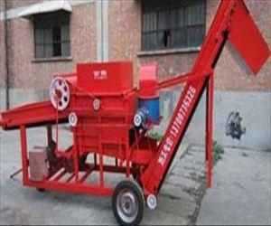 玉米杆青贮机