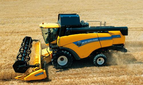 纽荷兰CX6080收割机