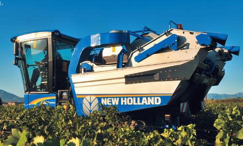 纽荷兰9060 9080 葡萄收获机