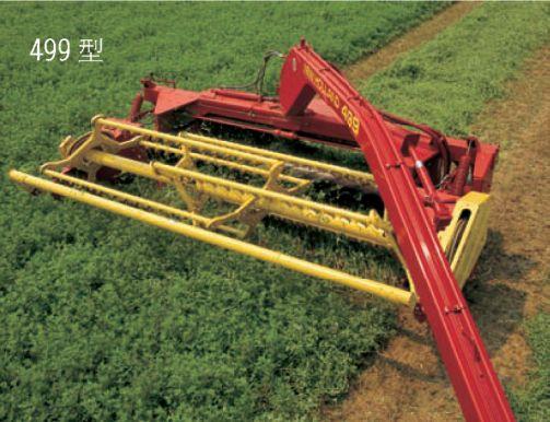 进口牧草设备