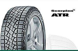 石家庄倍耐力轮胎Scorpion ATR