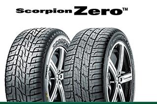 河北倍耐力轮胎Scorpion Zero