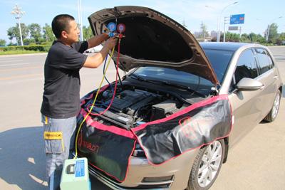 空调系统维护