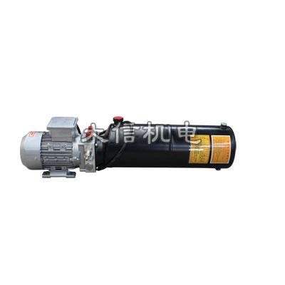 微型液压动力单元