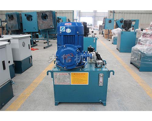 高空机械设备用液压泵站