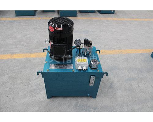 多功能集装箱翻转机用液压泵站