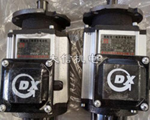 食用菌香菇装袋机专用自动刹车电机