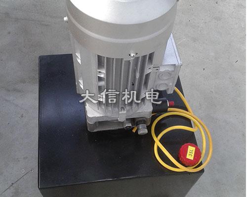 液压动力单元电机