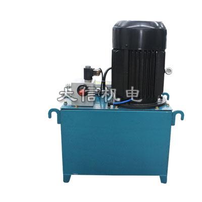 浸油式液压站