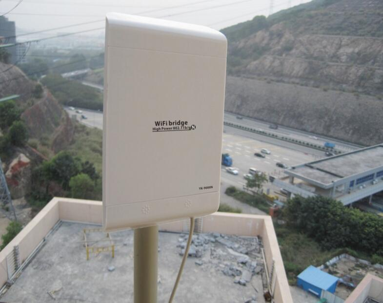 室外无线网络桥接