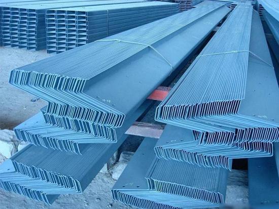 z型钢生产价格