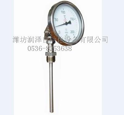 可调式双金属温度计