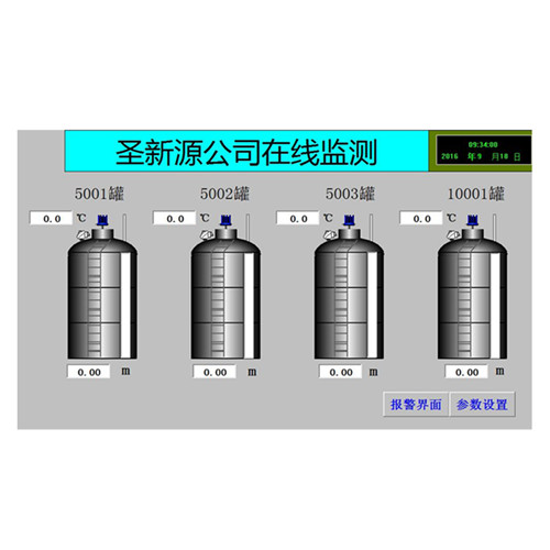 罐区控制方案