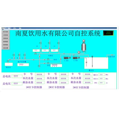PLC与远程监测及IC收费系统的应用