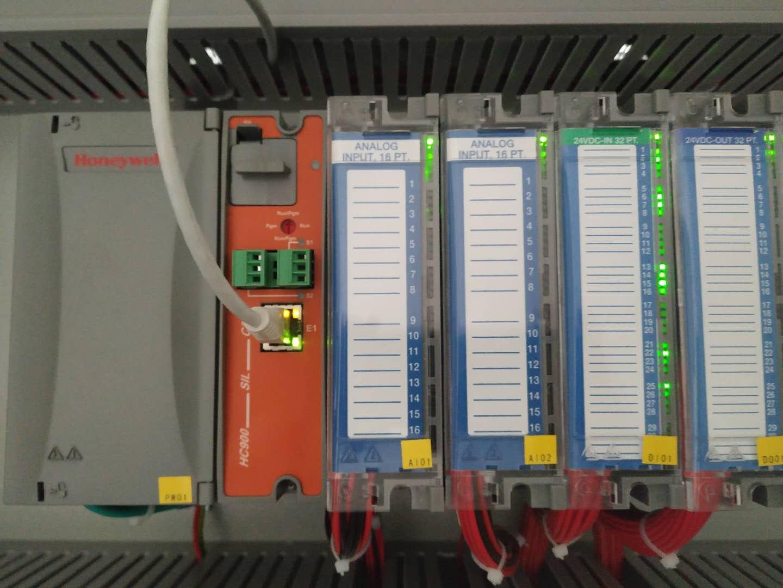霍尼韦尔SIS安全仪表系统