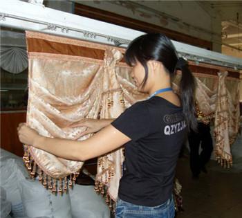 郑州窗帘清洗