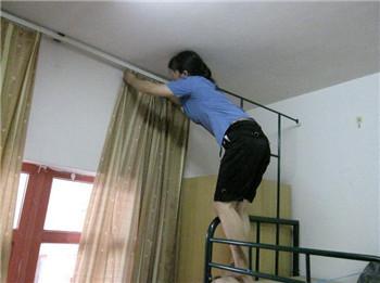 专业窗帘清洗