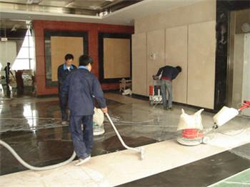 木质地板清洗