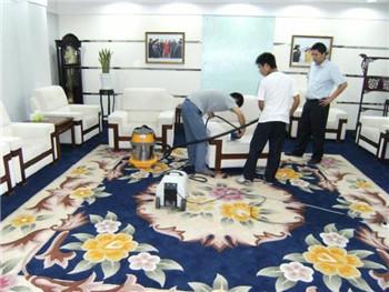 郑州家庭地毯清洗