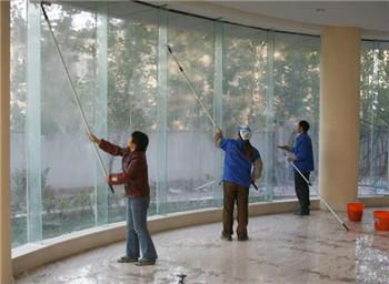 郑州玻璃清洗