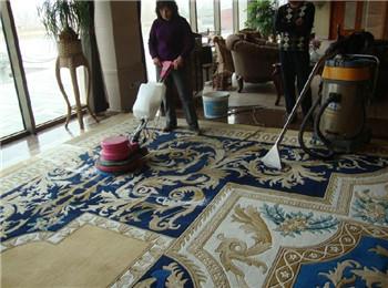 郑州地毯清洁方法