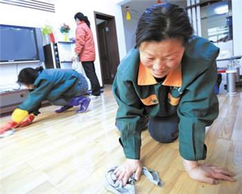 郑州二七区保洁公司