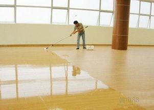 郑州地板打蜡