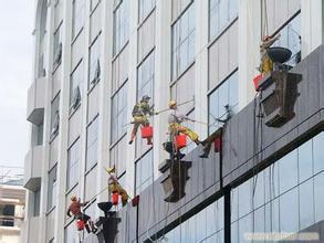 郑东新区外墙清洗