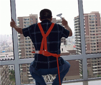 郑州金水区高空外墙清洗