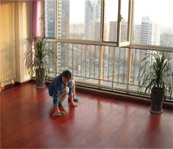 郑州旧房室内清洁
