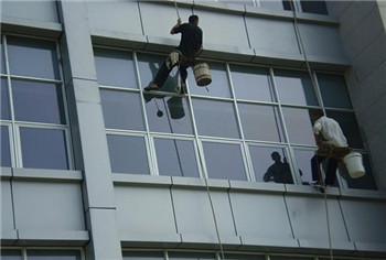 郑州马赛克外墙清洗