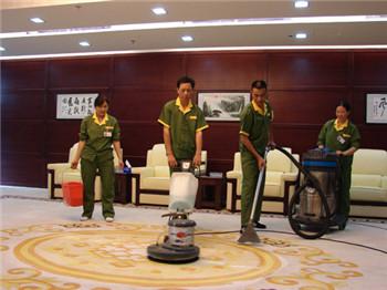 郑州酒店地毯清洗清洁