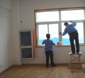 郑州新房保洁