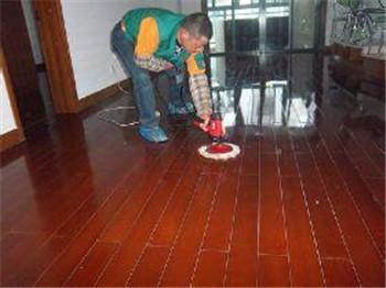 郑州地板抛光打蜡多少钱