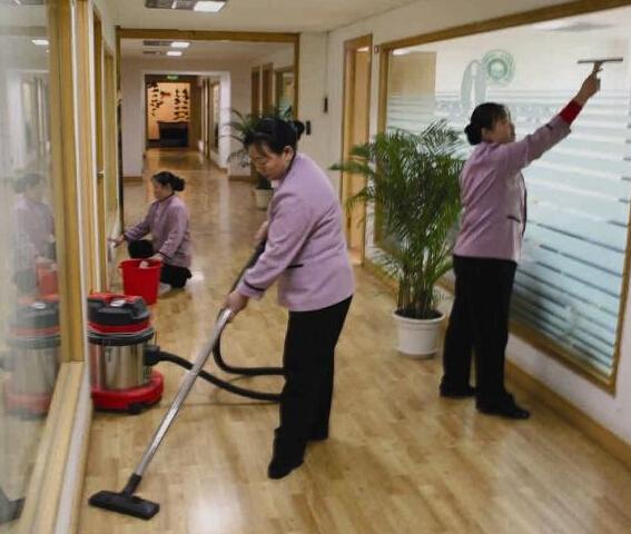 中原区保洁公司