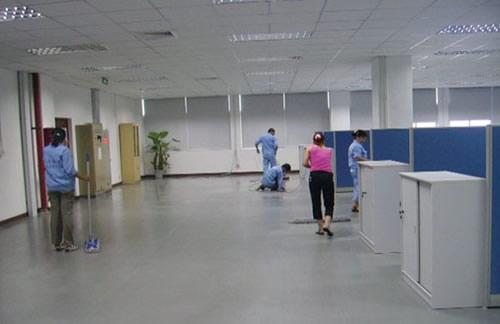 郑州中原区保洁公司