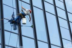 郑州外墙清洗的安全注意事项