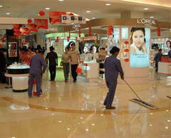 哪里有專業的鄭州保潔公司