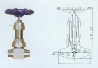 仪表管件针型阀价格