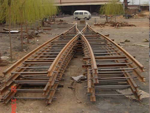 矿用道岔生产厂家
