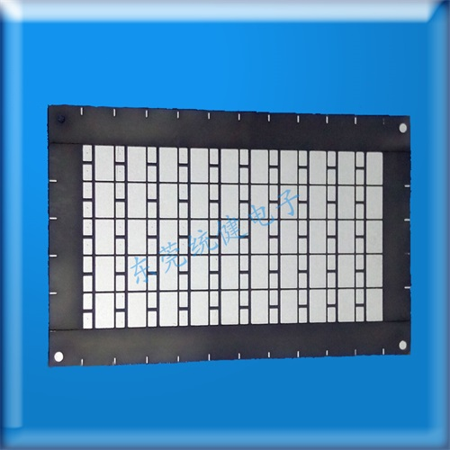 真空溅射氮化铝陶瓷板1
