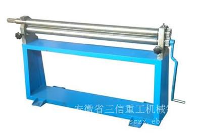 西安卷板机生产厂家