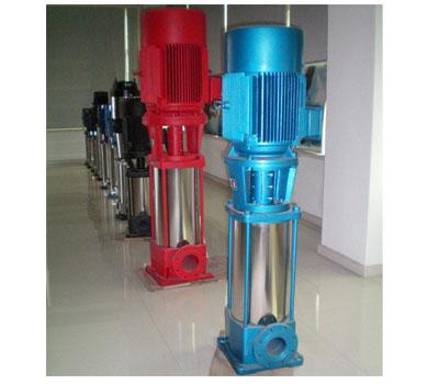 广西GDLFl立式多级离心泵