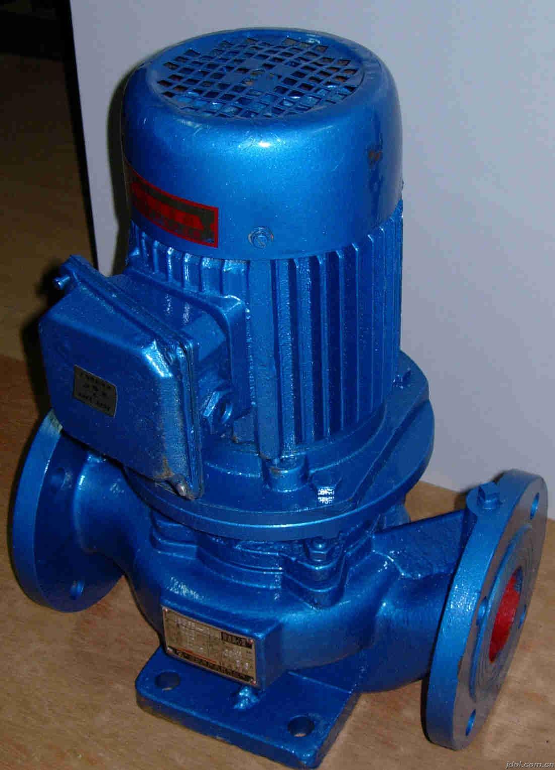 ISG100-250单级管道离心泵