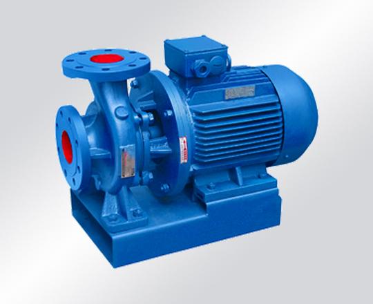 广西ISW卧式管道离心泵