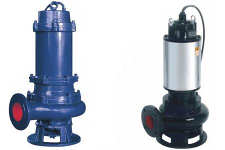 JYWQ自动搅匀无堵塞潜水排污泵